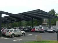 Solar Carport for Parking Lots