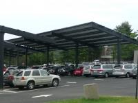 Solar Carport for Parking Lots