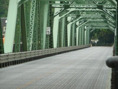 Bridge & Railing Powder Coating