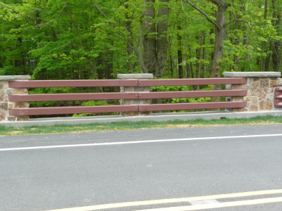 Railing with Eco-Friendly Powder Coating